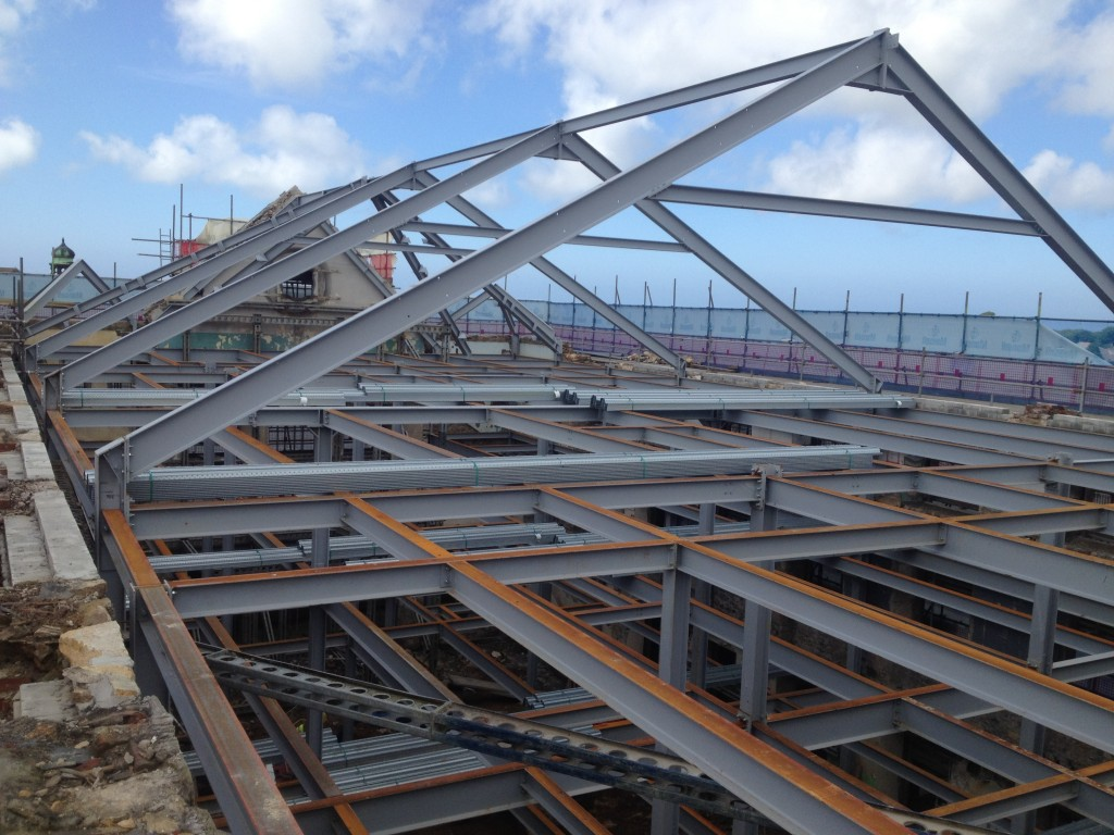 Mansell. Trevu Rd 80ton Steel Frame - Centristic