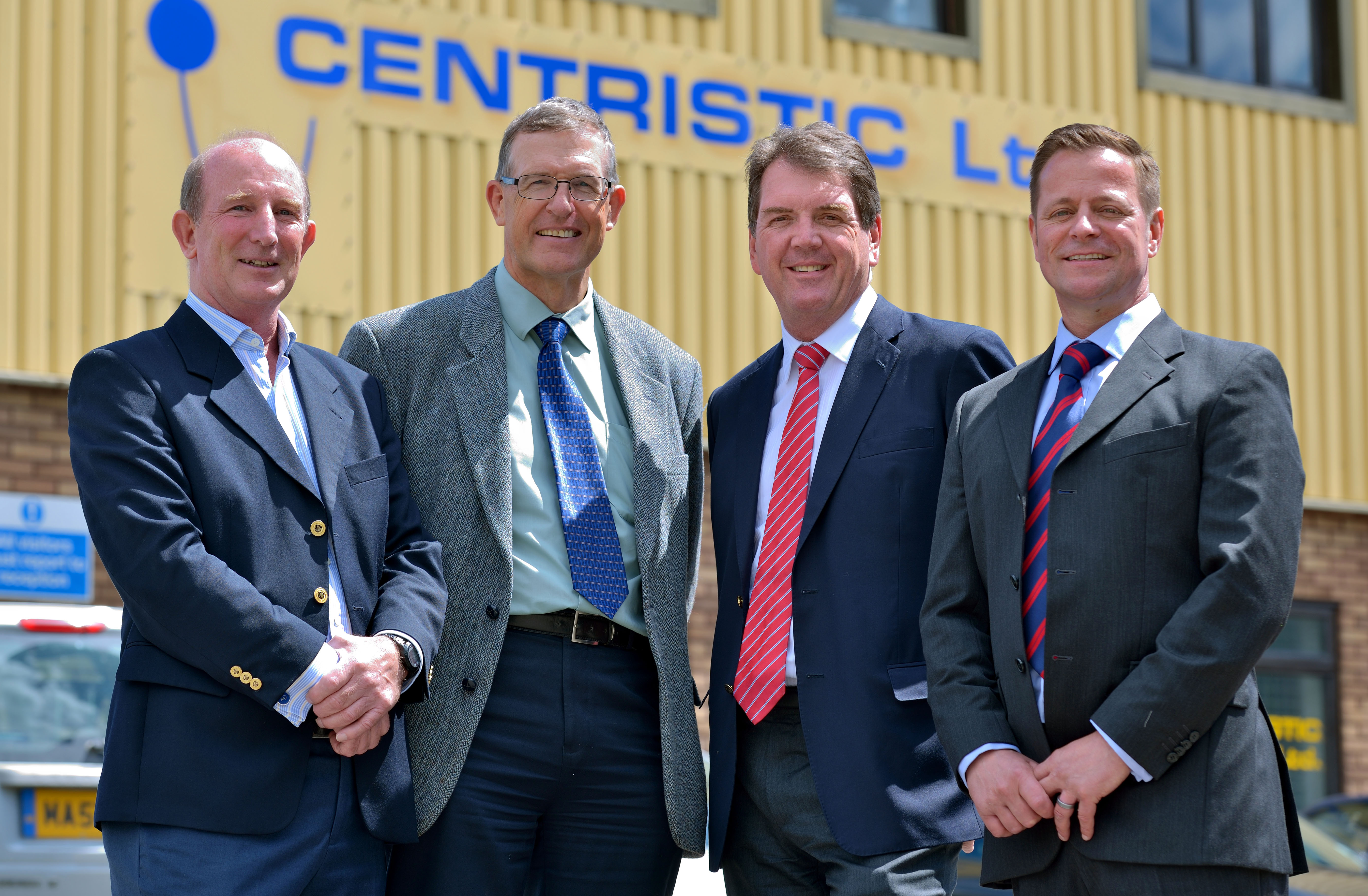 Wolf Minerals visit Centristic with BBC Spotlight