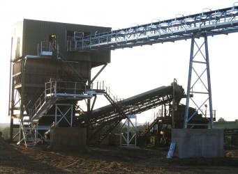 Calne quarry reconfigured